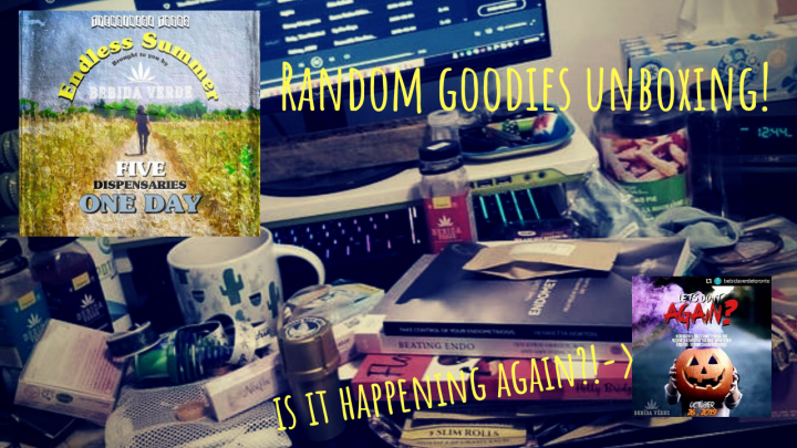 Chatty Unboxing of random goodies! + Bebida Tour Haul
