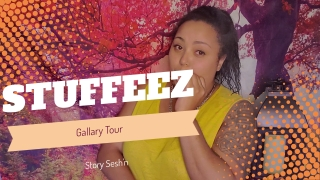 An Art Tour With Stuffeez