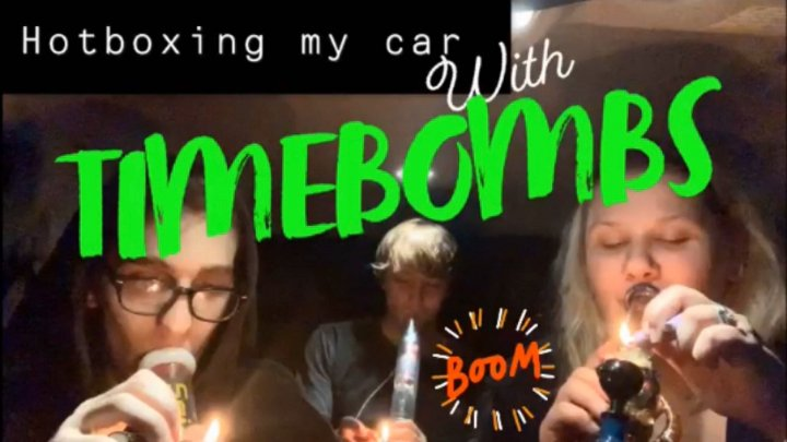 Hotboxing w/ TIMEBOMBS