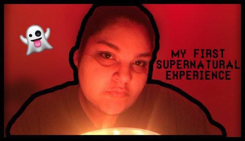 My First Supernatural Experience    Vlogtober