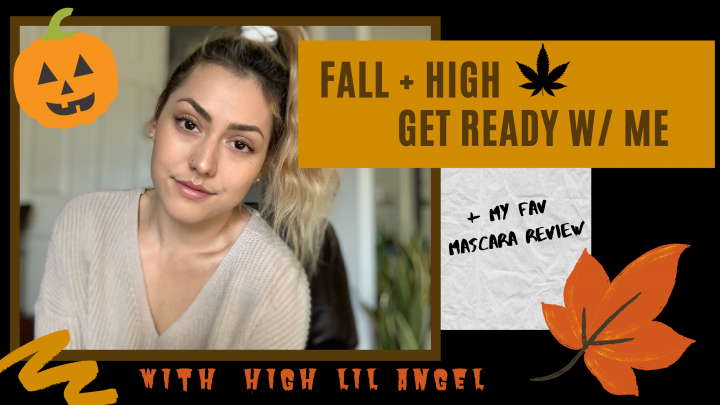 FALL high get ready with me / GRWM / fav mascara review