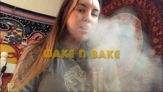 wake and bake | morning smoke sesh