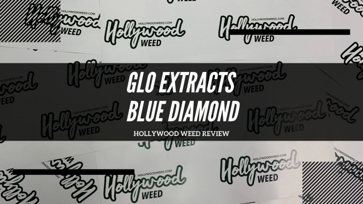 Glo Extracts Blue Diamond Cartridge Review. - TheWeedTube
