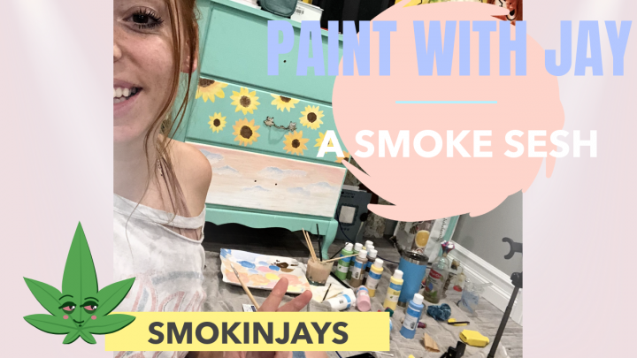 PAINT WITH JAY...A SESH