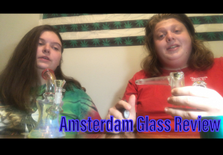Amsterdam Glass Review!!