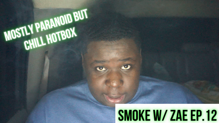 Hotboxing The Whip | Smoke w/ Zae Ep.12