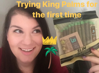 Trying King palms for the first time