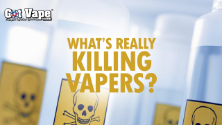 What's Really Killing Vapers?