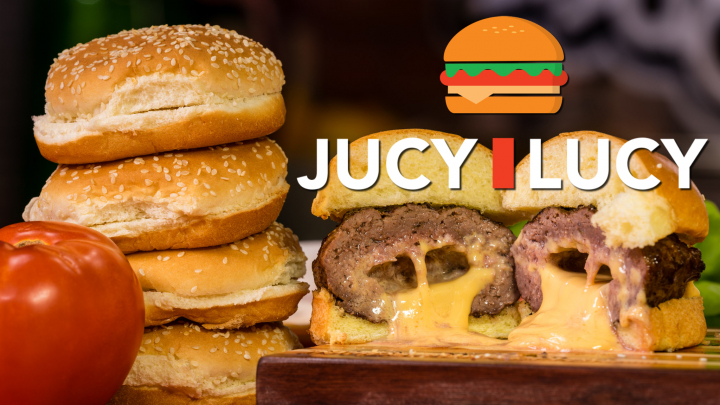 How to Make a Jucy Lucy Burger | MagicalButter