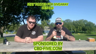 YOUTUBE GIVEAWAY AND CBD-FIVE REFILLABLE VAPE PEN KIT REVIEW SPONSORED BY CBD-FIVE