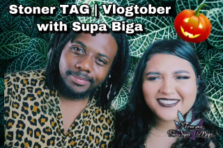 Stoner Tag! | Product Testing TwistedHemp+Dalines with Supa Biga