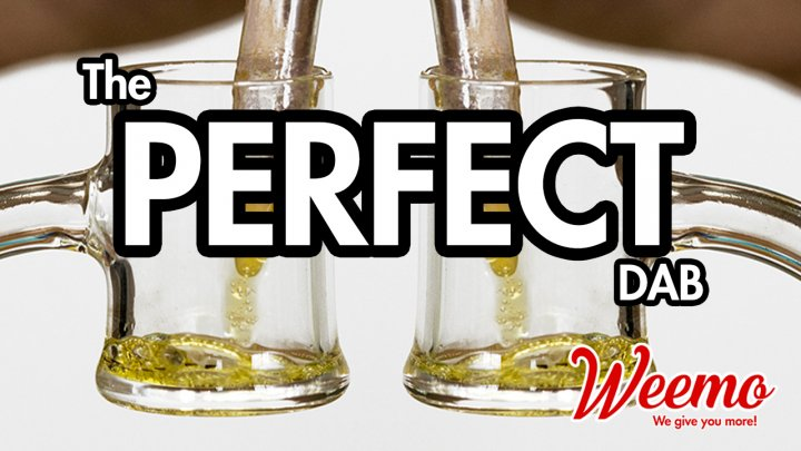 Taking the Perfect Dab
