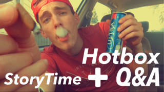 Q&A ➕ Hotbox storytime - Smoke With Me!