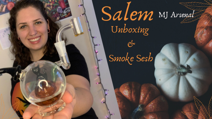 Salem MJ Arsenal Mini Rig//UNBOXING//