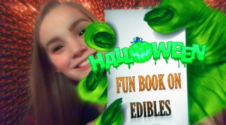 Halloween FuN BOOk Vs. Edibles