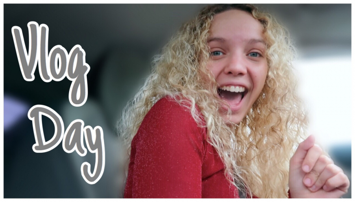 A Day off From Work #VLOGTOBER | BLUNTOBER Day 4