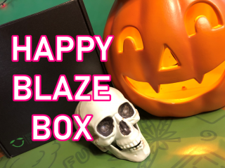Happy Blaze Box October 2019 Unboxing