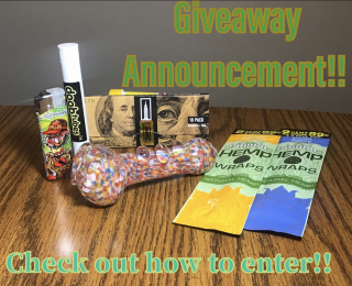 GIVEAWAY ANNOUNCEMENT!!!