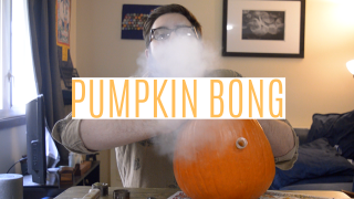 Pumpkin Bong Season