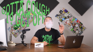 Gotta Cough to Get Off!! // The Green Lab