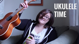 FIRST DAY OF MY LIFE - BRIGHT EYES (UKULELE COVER)