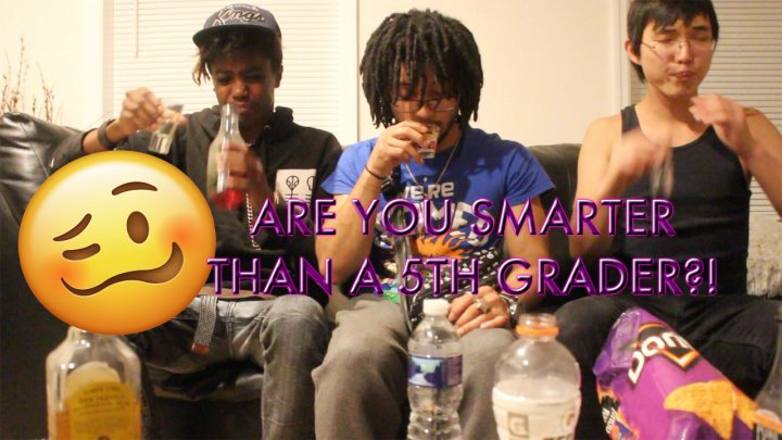 CROSSFADED ARE YOU SMARTER THAN A 5TH GRADER!!