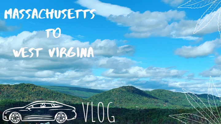 MA to WV Traveling VLOG