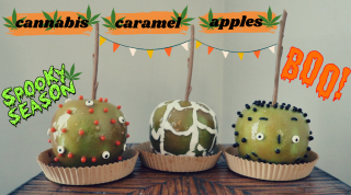 EVIL EDIBLES: CARAMEL APPLES