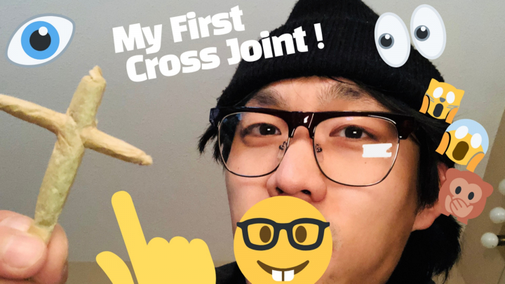 How to roll a cross joint in less than 5 hours