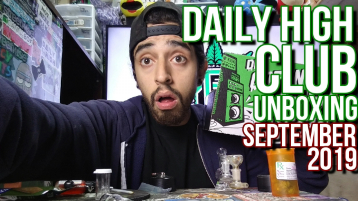 September 2019 Daily High Club|| Dr Green Thumb