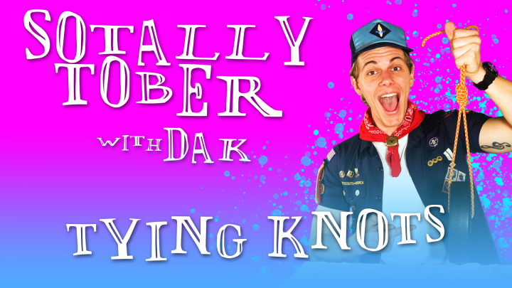 Sotally Tober: Tying Knots