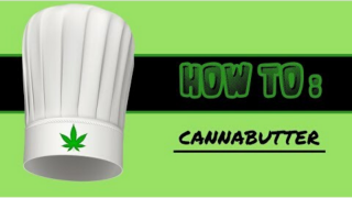 The Easy Way To Make Strong Cannabutter | BammerTV