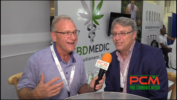 Sitting down with Abacus & CBD Medic CEO Perry Antelman in Jamaica