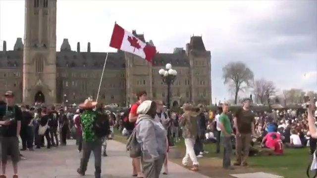 Oh! Canabis - Canada's OFFICIAL Weed Anthem!