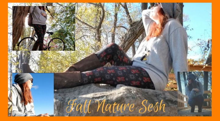 Fall Nature Sesh by the Water!