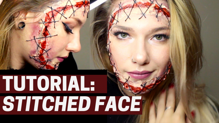 Getting in the HalloWEED Spirit! A lil' Spooky Makeup Tutorial