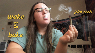 wake & bake | joint sesh