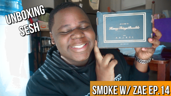 My First Hemper Unboxing | Smoke w/ Zae Ep.14