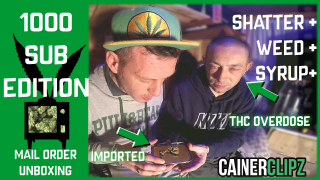 Unboxing The Illegals We Brought Online (UK Weedtubers first time Web Order)