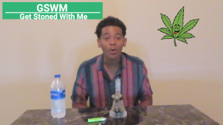 Getting stoned on camera for the first time-GuyGanja!