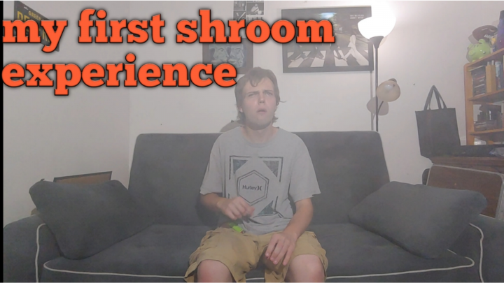 my first shroom experience