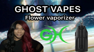 GHOST VAPES MV1 | Flower Vaporizer Unboxing