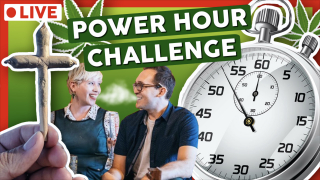 WE SURVIVED A WEED POWER HOUR – HIT FOR EVERY MINUTE!