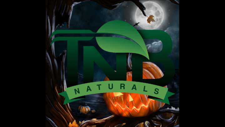 Happy Halloween - Trick Or Treat with TNB Naturals. Check out our new GRANULAR pH UP & DOWN #tnb #tnbnaturals #halloween