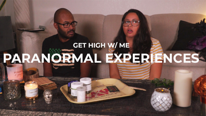 Get Stoned w/ Me: Paranormal Experiences