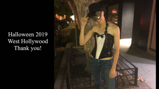 Halloween In West Hollywood 2019!