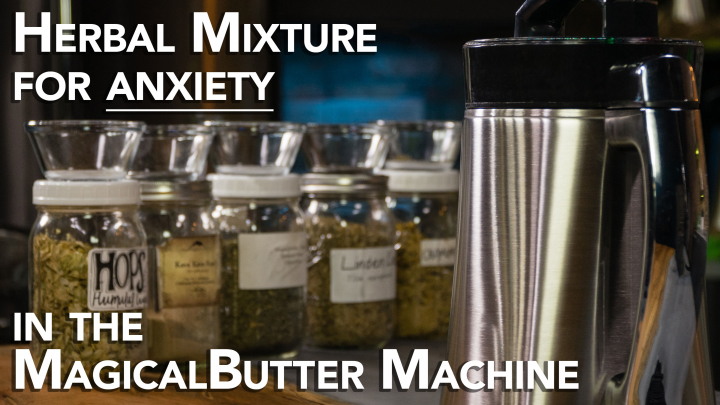 Herbal Anti Anxiety Formula with Bob Linde (AHG) Season 2 Episode 6