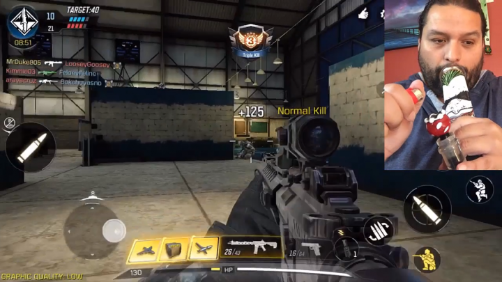 Call of Duty : WTF Round
