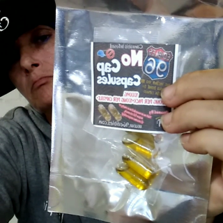 96edibles thc capsules made by the patient 4 the patient.