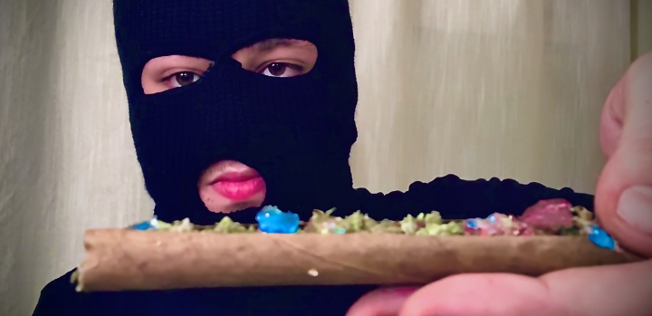 Jolly Rancher Blunt (DON'T TRY THIS)